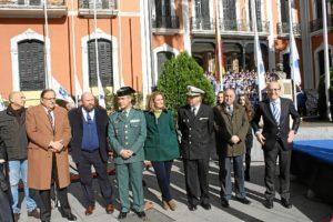 Izado bandera 125 aniversario Recre (2)