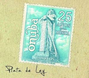 Portada del CD PLATA DE LEY - Onuba