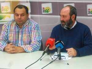 Rafael Sanchez y Pedro Jimenez.