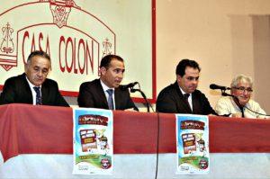 Presentación de la II Copa Covap en San Juan del Puerto.