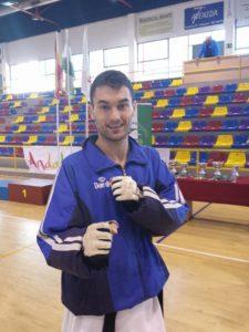Taekwondoca onubense.