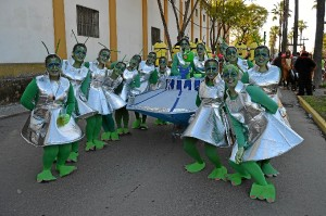 Carnaval La Palma 2014sa