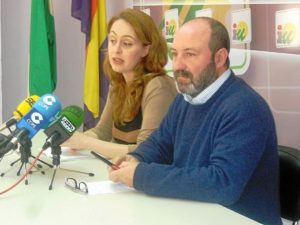 Cristina Sanchez y Pedro Jimenez