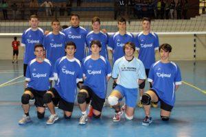 Escuela Municipal de Voleibol de San Juan del Puerto.