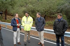 Fotos carretera de Los Romeros (1)