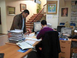 Javier Valderas registra impugnacion en el Ayuntamiento de Lepe
