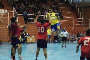 Sergio Cruzado, jugador del PAN Moguer.