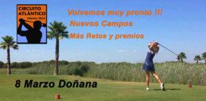 II Circuito Atlántico de golf.
