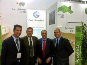 Puerto de Huelva en Fruit Logistica 14II