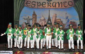 comparsa Esperanto de mairena del alcor