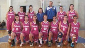 Equipo junior del Conquero-Huelva.