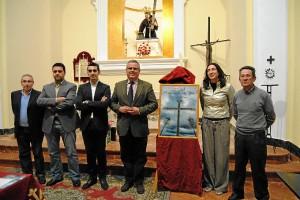 Cartel y Programa Semana Santa Valverde 2014