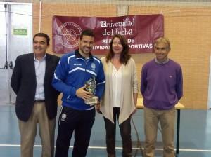 Campeonato Universitarios de Andalucía en Punta Umbría.