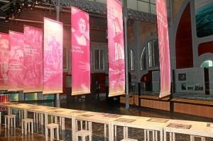 Expo Turner Tables Puerto Huelva I