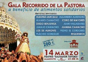 Gala recorrido Pastora