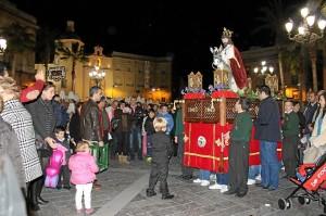 IMG_2333 flashmob cofrade en Huelva