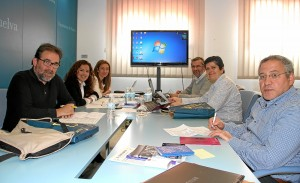 (Jurado premio 'Huelva de Periodismo)