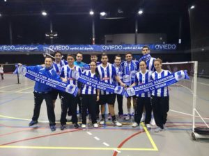 Recreativo IES La Orden en Oviedo.