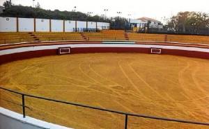 Plaza de toros de Paterna del Campo.