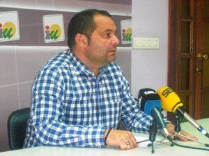 Rafael Sanchez en RP IU 3 marzo