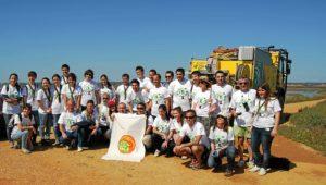 Voluntariado Marismas de Ayamonte
