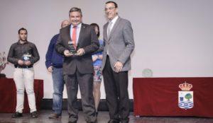 Premio al Recreativo 'Leyenda del Deporte Andaluz'.