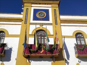 ayuntamiento de zalamea foto santi