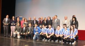 Gala del Deporte de la AOPD.