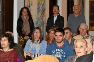 Público participante.