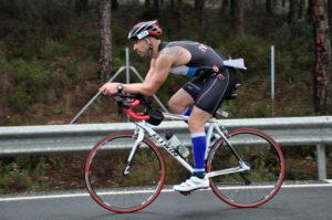Triatlon Iberman La Luz.