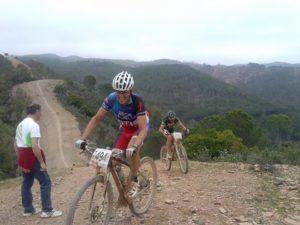 Ruta BTT en Valverde del Camino.