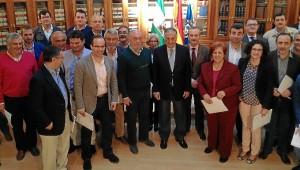 20140408 PROFEA subdelegado entrega resto alcaldes