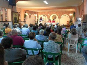 28.4.14 Foto acto consejera  San juan del Puerto