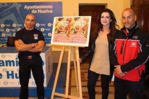 II Carrera Solidaria Bomberos sin fronteras.