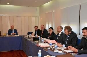 Consejo Admon Puerto de Huelva en CepsaIok