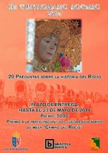 Cuestionario Rociero 2014