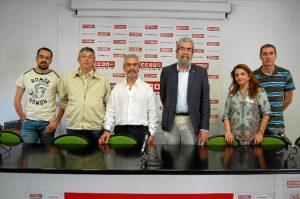 Ejecutiva_Industria_CCOO_Huelva