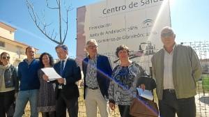 El Equipo de Gobierno de Gibraleon reclama el Nuevo Centro de Salud