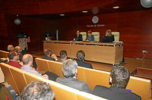 Encuentro perspectivas financieras UE Puerto Huelva2