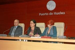 Encuentro sobre perspectivas financieras de la UE Puerto Huelva1