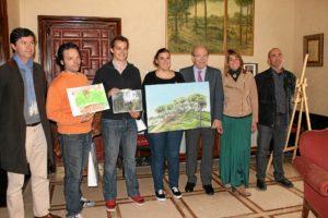 Entrega Premios Arte Urbano Parque Moret