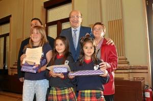 Feria Libro y entrega Premios Certamen M.A.Rubira (2)