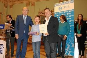 Feria Libro y entrega Premios Certamen M.A.Rubira