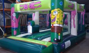 Zona de diversión en el Nuevo Colombino.
