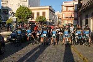 II Bike Gladiator en San Juan del Puerto.