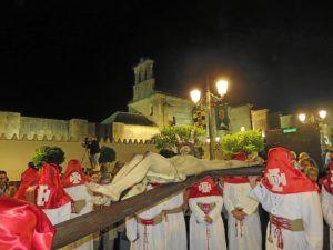 Martes Santo Moguer- Cristo A su paso por la carrera oficial