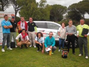 Circuito Atlántico de golf en Bellavista.