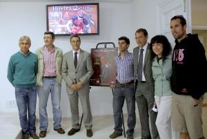 Presentación de la II Huelva Extrema de BTT.
