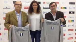 El Recreativo de Huelva con el Club Huelva de tenis de mesa.