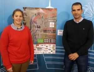 Presentación de la XI Ruta BTT Valverde.